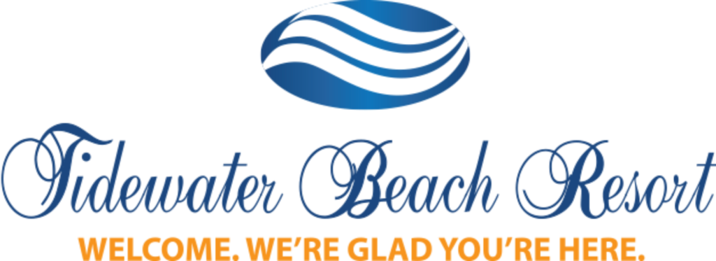 tidewater beach resort logo